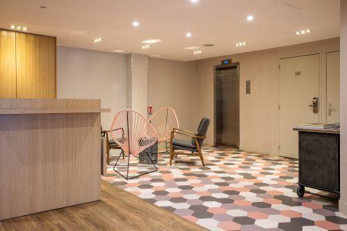 Hall reception CADET Residence