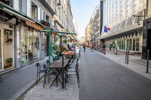 CADET Résidence Paris